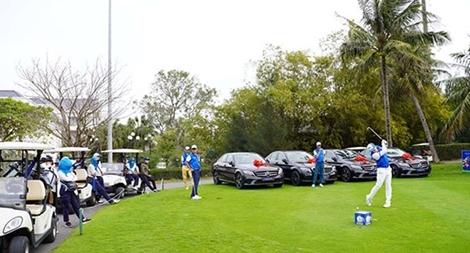 FCA Spring Golf Tournament 2021 có giải thưởng tới 50 tỷ đồng