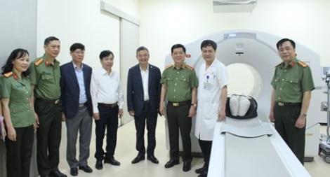 Bước ngoặt của Bệnh viện 19-8 trong tầm soát, điều trị ung thư và tim mạch