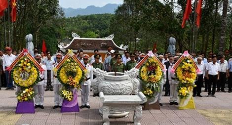Gặp mặt nguyên lãnh đạo Công an tỉnh Quảng Nam