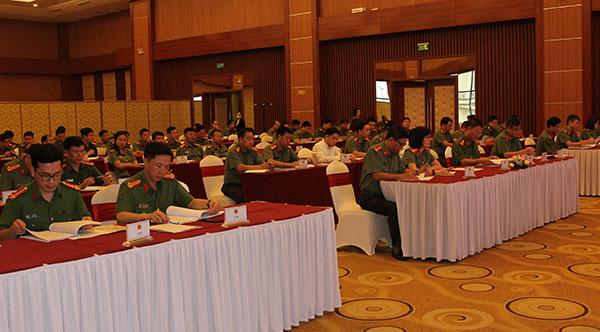 Tập huấn công tác Công an tham gia trả lời kháng thư Liên Hợp Quốc - Ảnh minh hoạ 2