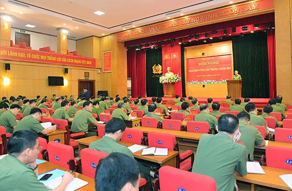Bảo vệ tuyệt đối an ninh, an toàn các sự kiện quan trọng của đất nước - Ảnh minh hoạ 2
