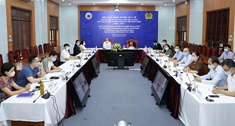 Thúc đẩy hợp tác trên lĩnh vực y tế giữa Bộ Công an Việt Nam và Bộ Nội vụ Cuba
