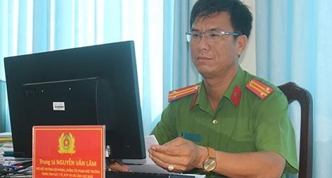Trung tá Công an hơn 20 năm hiến máu tình nguyện