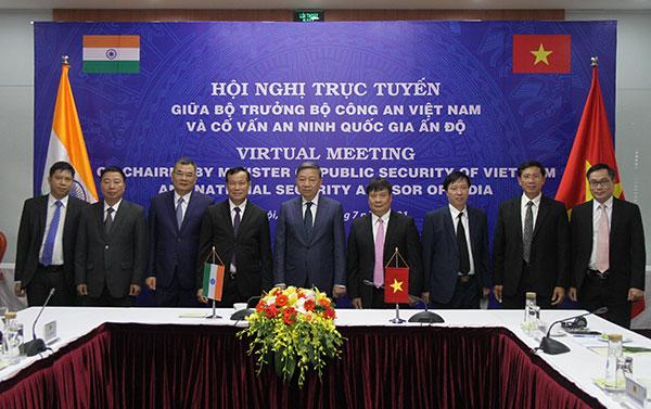 Củng cố mối quan hệ hợp tác giữa Bộ Công an Việt Nam - Hội đồng An ninh quốc gia Ấn Độ - Ảnh minh hoạ 2