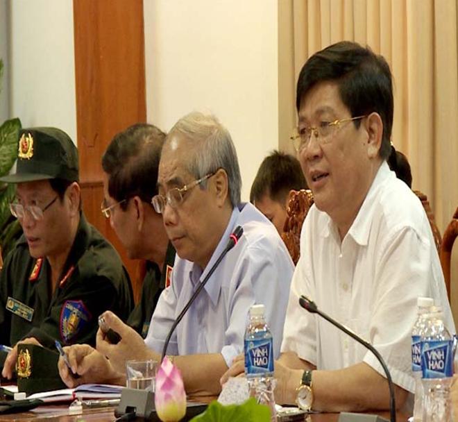 Xử lý nghiêm đối tượng cầm đầu, chủ mưu, quá khích trong vụ gây rối tại Bình Thuận3