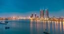 """Khởi công công trình tòa tháp đôi """"chọc trời"""" đầu tiên ở Đà Nẵng chào đón APEC"""