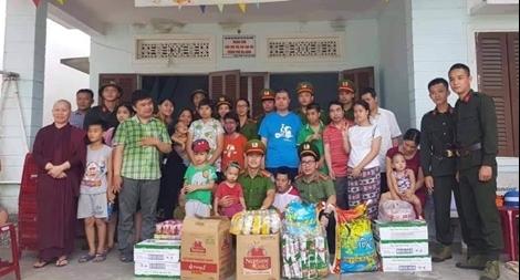 Gần 10,9 tỷ đồng giúp trẻ em nghèo và học sinh nghèo vượt khó ở Đà Nẵng