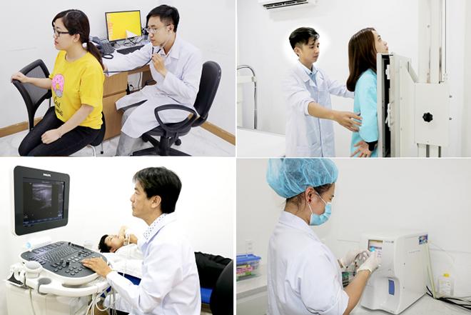 Tầm soát miễn phí bệnh tuyến giáp cho hơn 3.000 người dân