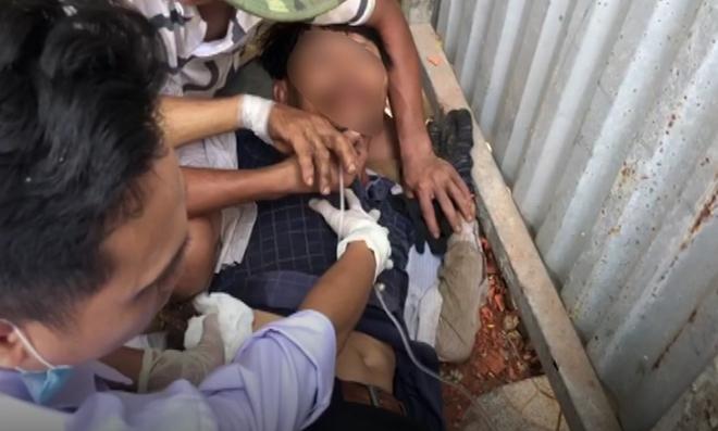 Cảnh Sát PCCC Đà Nẵng hỗ trợ người công nhân bị tai nạn lao động - Ảnh minh hoạ 2