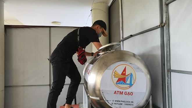 Đà Nẵng lắp đặt cây ATM gạo nghĩa tình cho người dân - Ảnh minh hoạ 3