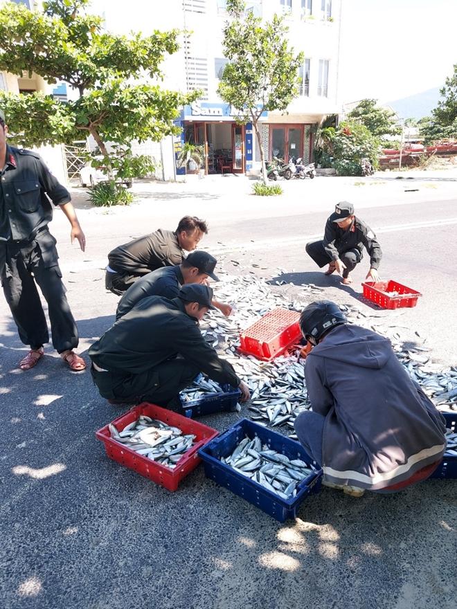 Cảnh sát cơ động Đà Nẵng giúp dân bảo vệ môi trường biển - Ảnh minh hoạ 3