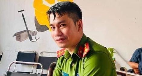 Đại úy Công an cứu thanh niên định nhảy cầu sông Hàn tự tử