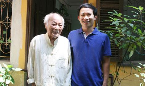 Nhân hai năm ngày mất của nhà văn Tô Hoài Cố nhà văn Tô Hoài: Người khơi gợi nguồn cảm hứng cho các họa sĩ