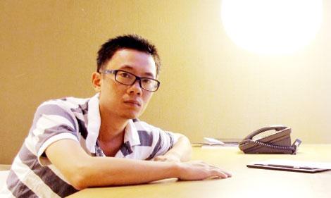 Nhà văn Nguyễn Vĩnh Nguyên: Xăm xăm băng lối vườn văn một mình