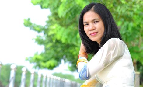 Nhà văn Nguyễn Thị Thanh Bình : Lặng lẽ song hành cùng thiếu nhi