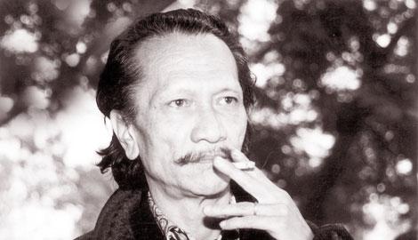 Nhà thơ Võ Thanh An: Ẩn mình trong cô đơn