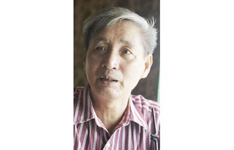Nhà văn Thái Bá Lợi: Không nhanh mà cũng chả chậm