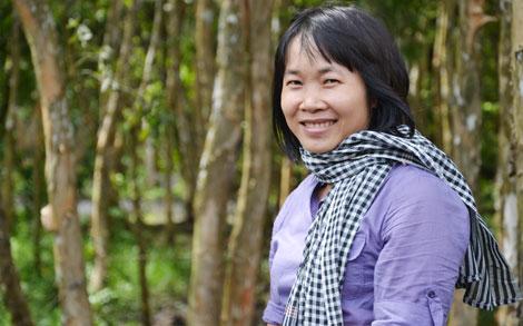 Nhà văn Nguyễn Ngọc Tư: Cái tên bảo chứng cho lượng độc giả