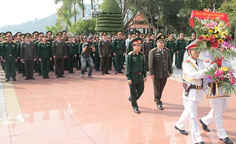 Công an, Quân đội tăng cường trao đổi nghiệp vụ bảo tồn, phát huy giá trị di tích