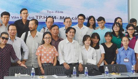 Văn học trẻ TP Hồ Chí Minh: Vẫn chỉ là một cuộc dạo chơi?