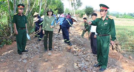 Hiệu quả sau 4 ngày ra quân thực hiện công tác dân vận của Công an Đồng Nai