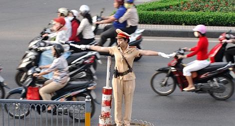 Công điện chỉ đạo về bảo đảm trật tự, an toàn giao thông