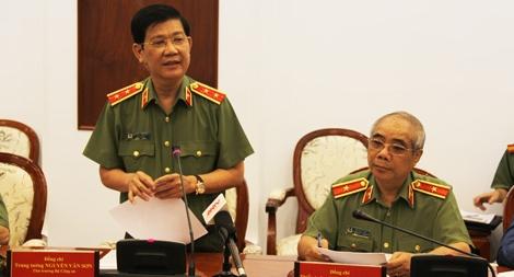 Đoàn kiểm tra việc thực hiện Chỉ thị số 09 của Ban Bí thư làm việc với Thành ủy TP Hồ Chí Minh