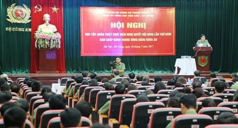 Quán triệt Nghị quyết Hội nghị Trung ương lần thứ năm