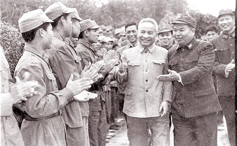 Bộ trưởng Trần Quốc Hoàn với việc xây dựng lực lượng CAND trong sạch, vững mạnh