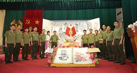 Tuổi trẻ lực lượng An ninh với những đóng góp trong sự nghiệp bảo vệ an ninh quốc gia