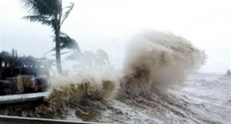 Lực lượng CAND chủ động ứng phó với bão số 7