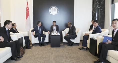 Việt Nam - Singapore tăng cường hợp tác phòng, chống tội phạm xuyên quốc gia