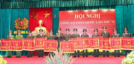 Lực lượng Công an tỉnh Lào Cai: 70 năm chiến công nối tiếp chiến công