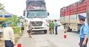 Tháng 11 có 788 tài xế bị tước giấy phép lái xe vì chở quá tải
