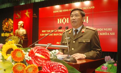 Đảng bộ Tổng cục Chính trị CAND quán triệt Nghị quyết Hội nghị TƯ 6 (khóa XII) - Ảnh minh hoạ 2