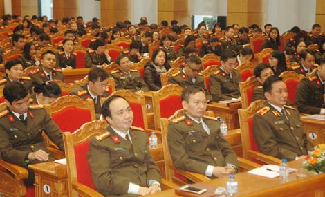Đảng bộ Tổng cục Chính trị CAND quán triệt Nghị quyết Hội nghị TƯ 6 (khóa XII) - Ảnh minh hoạ 3