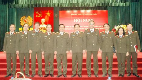 Đảng bộ Tổng cục Chính trị CAND quán triệt Nghị quyết Hội nghị TƯ 6 (khóa XII) - Ảnh minh hoạ 5