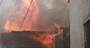 Dập tắt đám cháy nhà dân gần Văn Miếu-Quốc Tử Giám