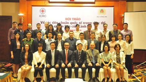 Hội thảo về các tiêu chuẩn quốc tế trong thực thi quyền hạn của cảnh sát - Ảnh minh hoạ 3