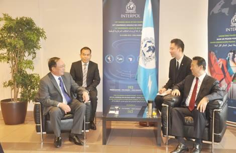 Bộ Công an Việt Nam đặc biệt coi trọng việc phát triển quan hệ hợp tác với Interpol - Ảnh minh hoạ 2