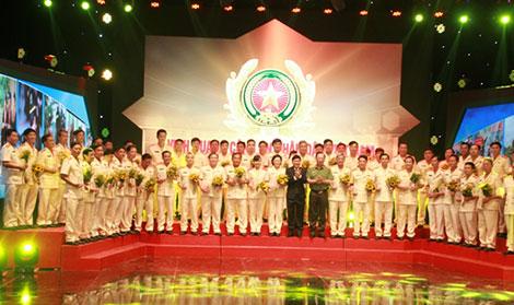 Tôn vinh gương điển hình tiên tiến CAND – Vinh quang CAND Việt Nam - Ảnh minh hoạ 2