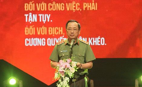 Tôn vinh gương điển hình tiên tiến CAND – Vinh quang CAND Việt Nam
