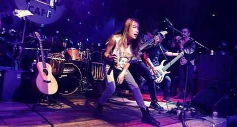 Đêm nhạc rock gây quỹ cho trẻ em nghèo vùng cao
