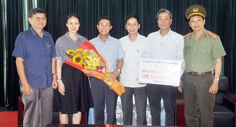 Đồng hành cùng công tác khuyến học, khuyến tài tại Quảng Nam