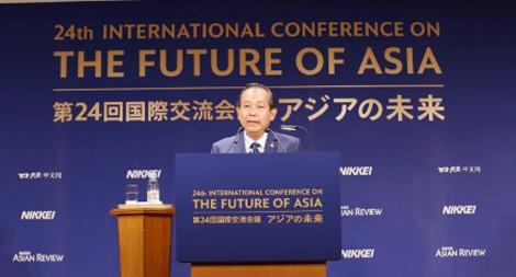 Phó Thủ tướng Trương Hòa Bình: Việt Nam cam kết