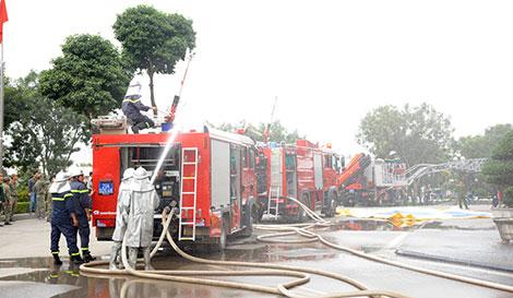 Tổng kiểm tra, rà soát về cháy nổ tại 1.109 cơ sở ở  Hà Nội