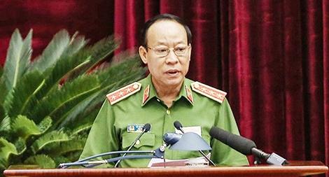 Thứ trưởng Lê Quý Vương gửi Thư khen Công an các đơn vị, địa phương