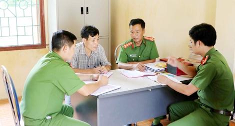 Tạo niềm tin để nông thôn ngày càng bình yên