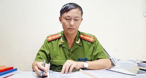Hành trình phá kỳ án cướp tiệm vàng Thanh Học1