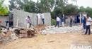 """Tự ý xây dựng, cơi nới nhà cửa trong vùng dự án """"treo"""""""